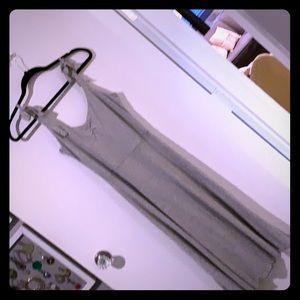 Perfect for summer grey dress.